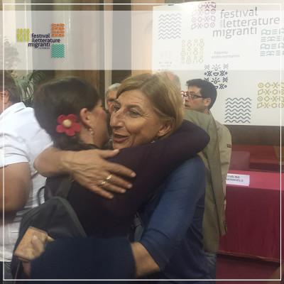 Festival delle Letterature Migranti - Giusi Nicolini