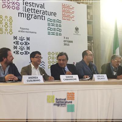 Festival delle Letterature Migranti - Letterature migranti. Le carte di Palermo