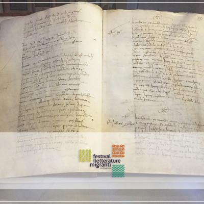 Festival delle Letterature Migranti - Editto 1492