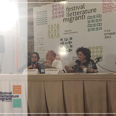 Festival delle Letterature Migranti - Quel treno da Tel Aviv a Palermo