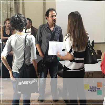 Festival delle Letterature Migranti - Khaled Soliman Al-Nassiry