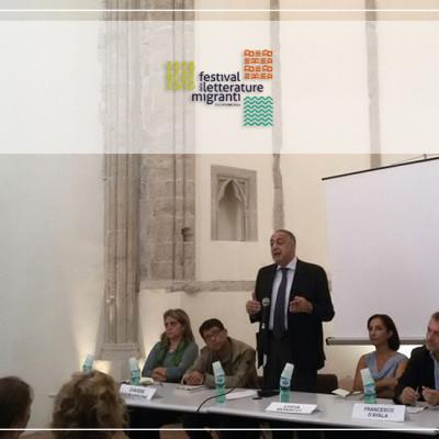 Festival delle Letterature Migranti - Narrative journalism. Raccontare guerre e migrazioni